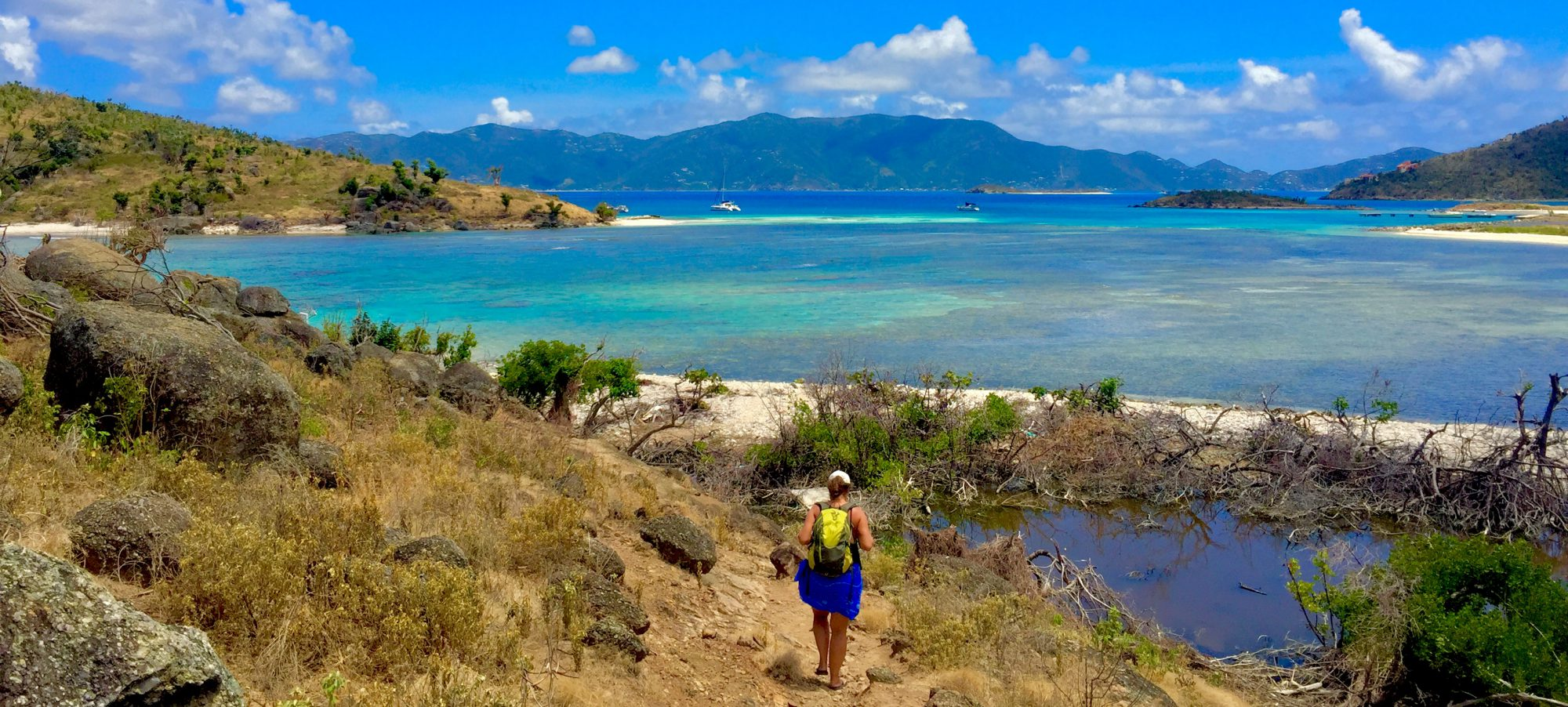 Yuana explores the West Indies…