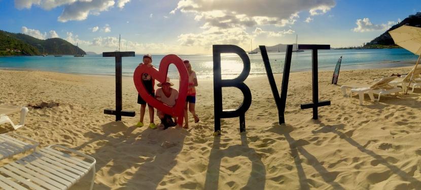 Die Jungferninseln – Wo der Abschiedschmerzt