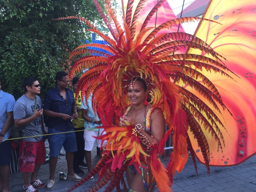 Sint Maarten. Ready for theAtlantic!