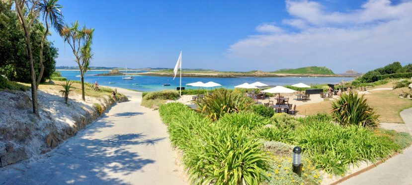 The stunning Isles of Scilly