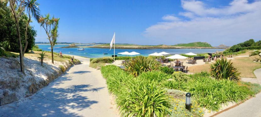 The stunning Isles ofScilly
